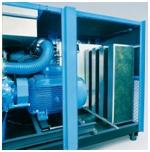 Система дополнительного шумопоглощения винтового компрессора BOGE / БОГЕ